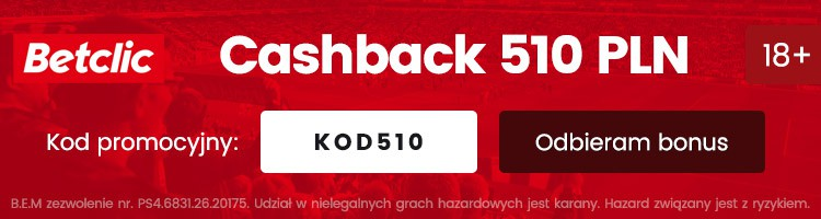 bukmacher betclic bonus 2020