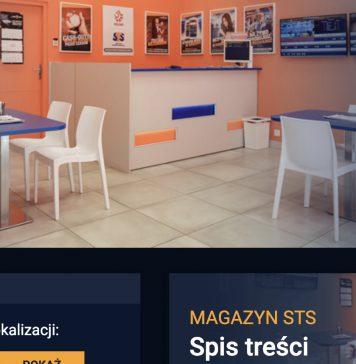 Punkty stacjonarne STS w Warszawie