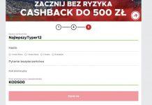 """Bonus powitalny Betclic. Na start 500 PLN - kod promocyjny """"KOD500""""!"""
