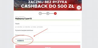 """Bonus powitalny Betclic. Na start 510 PLN - kod promocyjny """"KOD510""""!"""