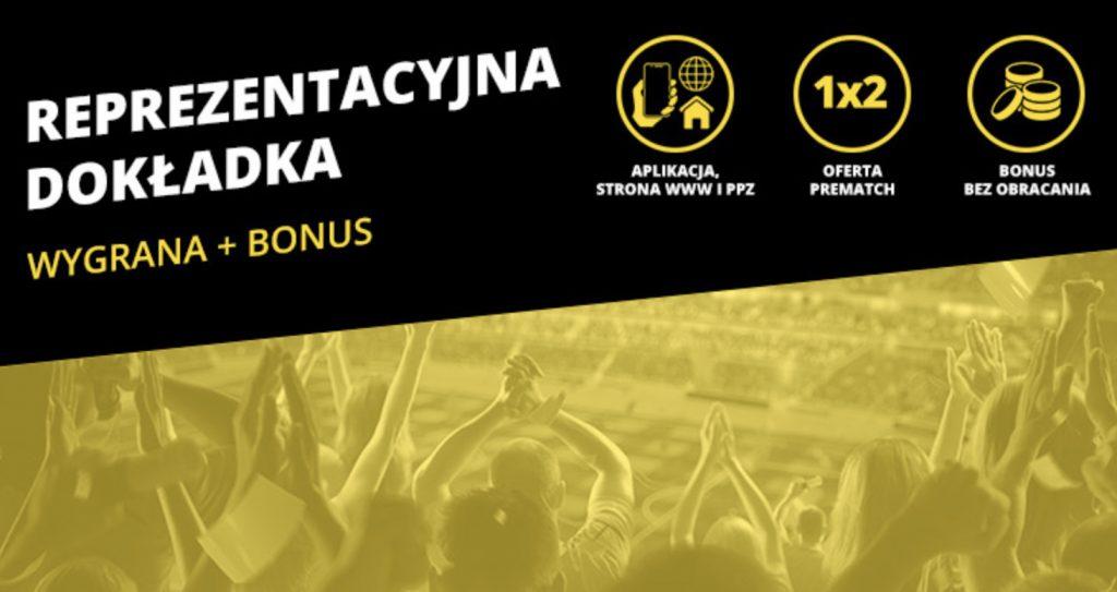 Fortuna bonusy na Słowenia - Polska. Obstawianie bez podatku i nie tylko!