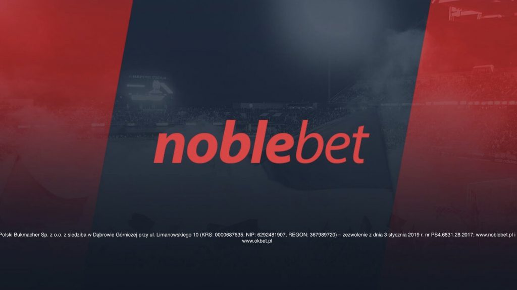 Noblebet kod promocyjny VIP. Bonus dla wybranych!