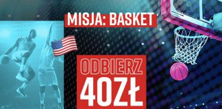 Betclic z bonusem 40 PLN na inaugurację NBA!